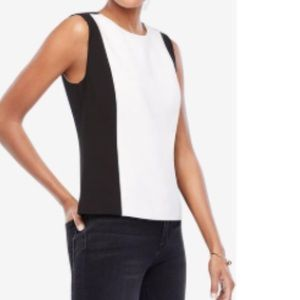 💕Ann Taylor Color Block Top
